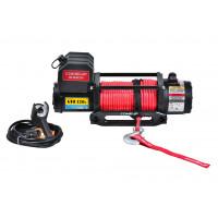 Лебедка электрическая Comeup GIO 120S 12V STD 5443 кг (Синтетический трос)
